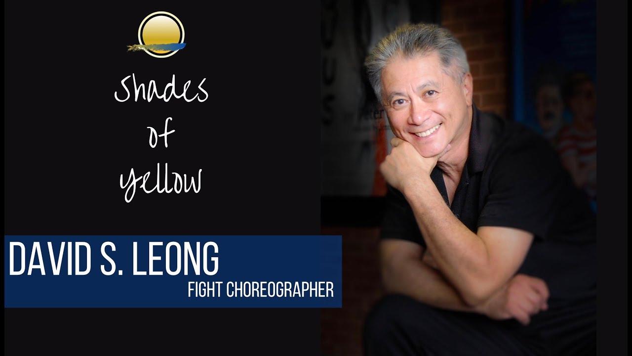 Shades of Yellow | David S Leong, fight choreographer