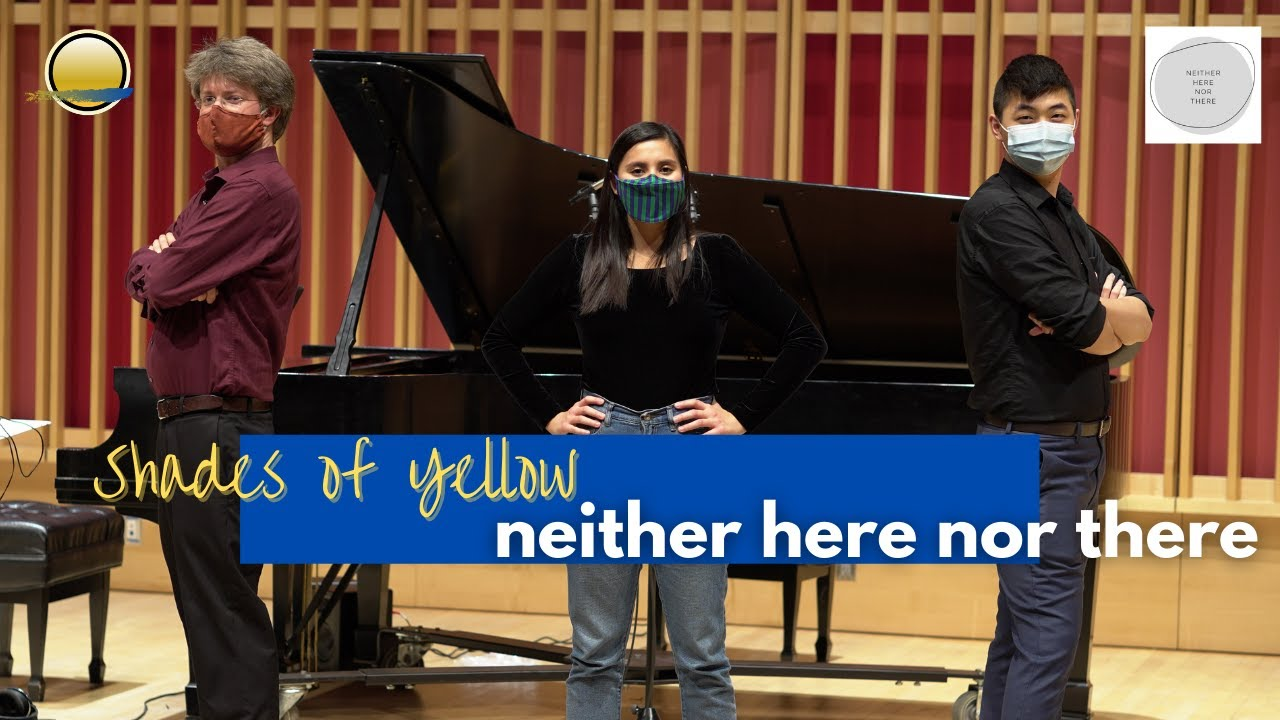Shades of Yellow | neither here nor there