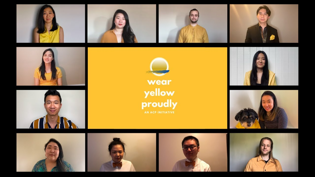 Wear Yellow Proudly Promo Video