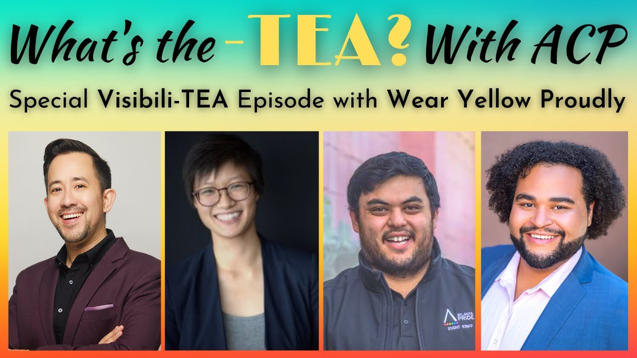 What's the -TEA? With ACP!